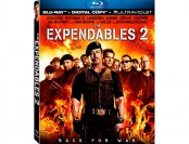 80% off The Expendables 2 (Blu-ray + Digital Copy + UltraViolet)