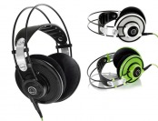 $279 off AKG Q 701 Quincy Jones Signature Premium Headphones