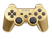 36% off Sony Dualshock 3 Wireless PS3 Controller - Metallic Gold
