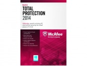 Free McAfee Total Protection 2014 - 1 PC (Product Key Card)