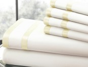 $286 off Italian Hotel Collection 1,000TC 6-Piece Sheet Sets