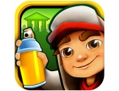 Free Subway Surfers Kindle Tablet Edition Android App