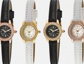 $650 off Invicta Angel Leather Women's Watches