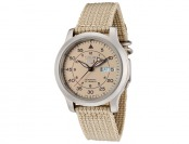 $136 off Seiko Men's SNK803 Seiko 5 Automatic Watch w/Canvas Strap