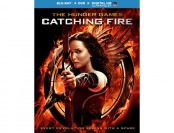 $22 off The Hunger Games: Catching Fire Blu-ray + DVD Combo