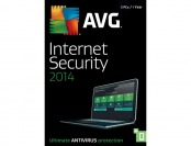 Free AVG Internet Security 2014 - 3 PCs