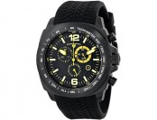 $426 off Swiss Legend Men's Sprinter Swiss Quartz Black Watch