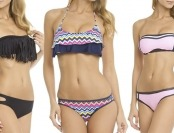 75% off Capri Swimwear Bikinis in Assorted Styles and Prints