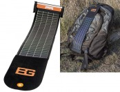 61% off Bushnell Bear Grylls SolarWrap Mini USB Charger