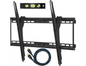 "62% off Cheetah Mounts Ultra Flush 32""-65"" LCD HDTV Mount"