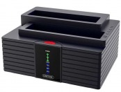 "61% off UNITEK USB 3.0 3.5"" & 2.5"" SATA Dual-Bay Docking Station"