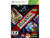 63% off Capcom Essentials (5 Games) - Xbox 360