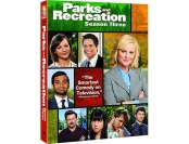 73% off Parks and Recreation: Season 3 DVD