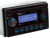 $117 off Boss 822UA In-Dash Double-Din CD/MP3 Receiver