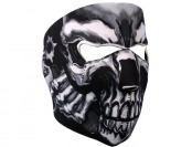 52% off Hot Leathers Assassin Neoprene Face Mask