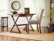 $50 off Home Decorators Brexley Chestnut Writing Desk