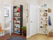 $110 off Foremost Heidi Behind the Door 7-Shelf Bookcase