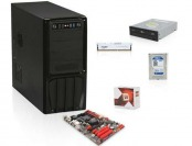 $90 off AMD FX-6300 Vishera 3.5GHz Six-Core Desktop PC Kit