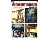 54% off The Midnight Horror Collection: Road Trip to Hell DVD