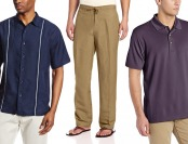 Up to 60% off Cubavera Men's Clothing - Pants and Shirts