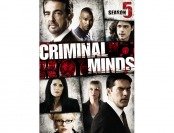82% off Criminal Minds: Fifth Season DVD