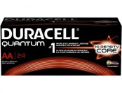 62% off Duracell Quantum Alkaline Batteries AA, 24/Pack