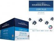 60% off HammerMill Copy Plus Copy Paper, Case - 5000 Sheets