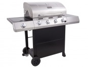 $32 off Char-Broil Classic 480 4-Burner Stainless Steel Grill