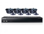 45% off Samsung SDS-V4041 8-Channel DVR Security System
