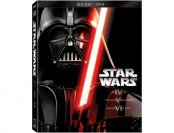 50% off Star Wars Trilogy Episodes IV-VI (Blu-ray + DVD)