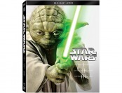 50% off Star Wars Trilogy Episodes I-III (Blu-ray + DVD)