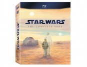 45% off Star Wars: The Complete Saga (Episodes I-VI) Blu-ray