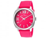 89% off Lucien Piccard St. Tropez Pink Women's Watch