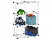 $16 off Honey Can Do SHF-01794 6 Storage Stacking Wire Cube Set