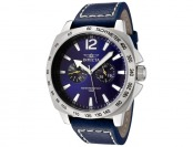 $335 off Invicta 0854 II Collection Leather Men's Watch
