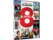 70% off Criminally Clueless - 8 Movie Collection DVD