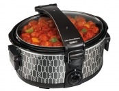 $15 off Hamilton Beach Stay-or-Go 6-Quart Slow Cooker