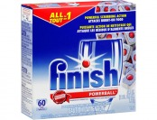72% off Finish Powerball Tabs Dishwasher Detergent, 60 Count