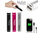 $42 off iEnjoy MyBolt Portable USB Flash Chargers, 6 Colors