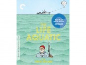 $20 off The Life Aquatic with Steve Zissou Criterion Collection Blu-ray