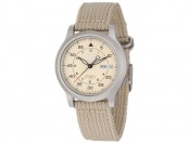 "$140 off Seiko SNK803 ""Seiko 5"" Automatic Men's Watch"