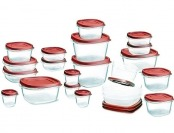 50% off Rubbermaid 42-Pc Easy Find Lid Food Storage Set