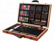 70% off Darice Studio 71 80-Piece Deluxe Art Set