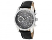 93% off Lucien Piccard 12356-014 Mulhacen Men's Leather Watch