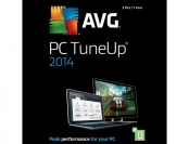 Free AVG PC TuneUp 2014 - 3 PCs