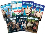 $112 off Eureka: The Complete Series (DVD)