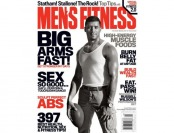 90% off Men's Fitness Magazine Subscription, $4.99 / 10 Issues