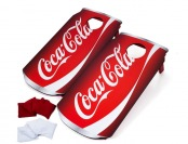 67% off Coca-Cola Can Cornhole Bean Bag Toss Game