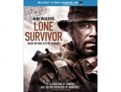 77% off Lone Survivor (Blu-ray + DVD + Digital HD with UltraViolet)