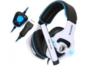 64% off ZPS Sades Stereo 7.1 Surround Pro USB Gaming Headset